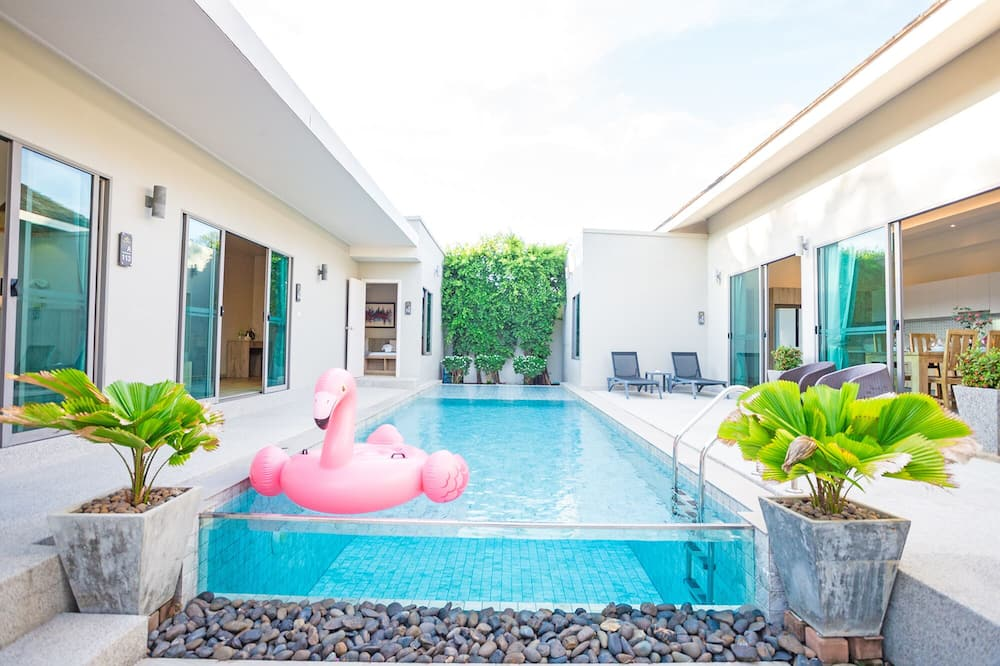 4-Bedroom Villa with Private Pool - 전용 수영장