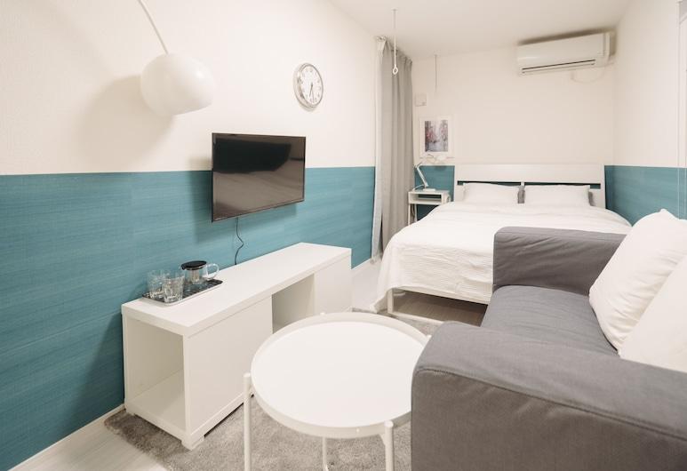Miyako Shinjuku Hotel , Tokio, Deluxe-Doppelzimmer, Zimmer