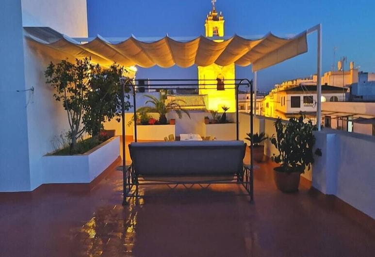 Apartmento 2º Izq. · Hispalis Casa Palacio Apartments, Sevilja, Interjers
