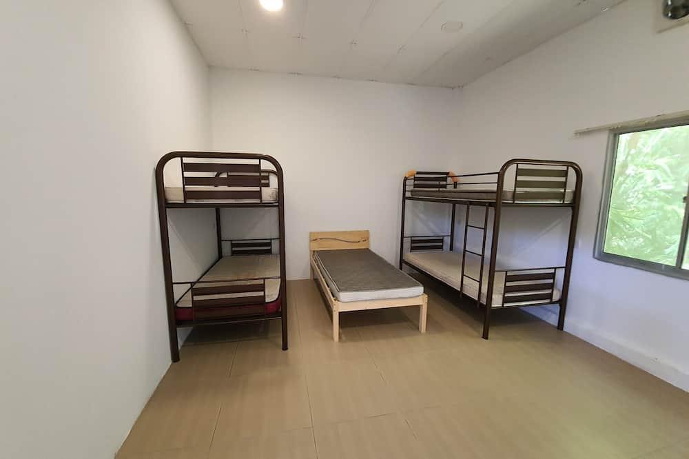 Gemeinsamer Schlafsaal - Wohnbereich