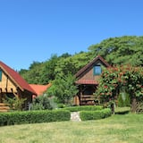 Charming House on a Hill Overlooking the Lake, 5 km From Miedzyzdroje