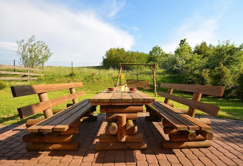 Vibrant Holiday Home in Czewienne With Barbeque, Postomino, Balkón