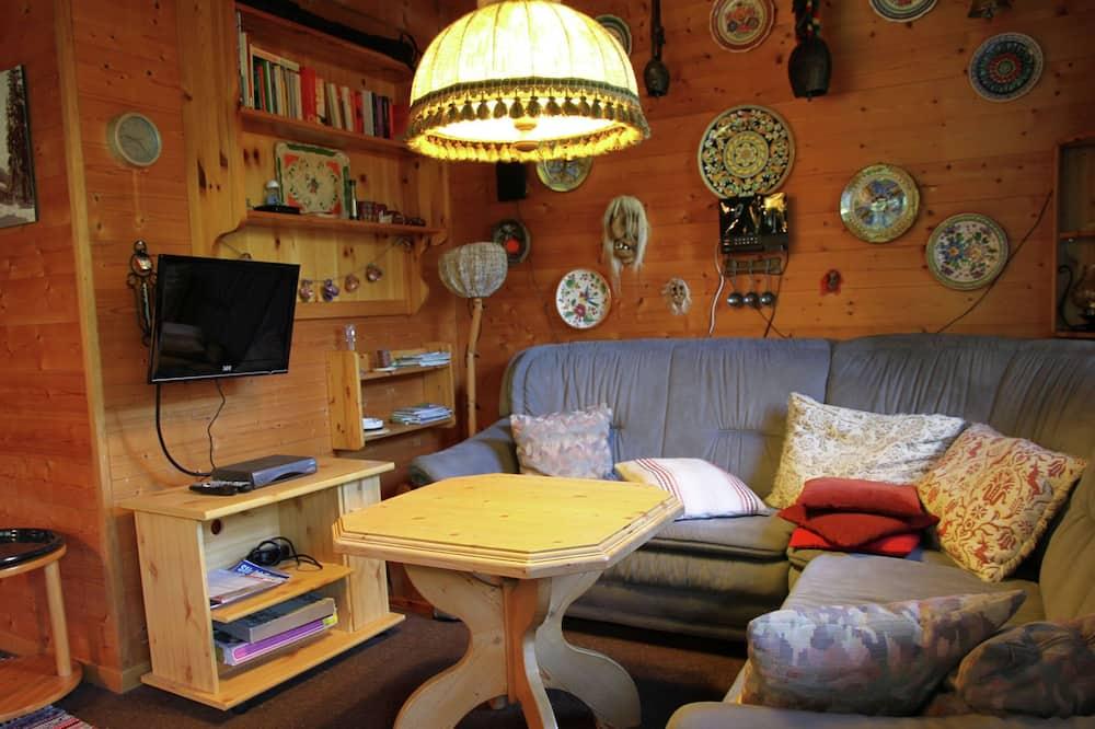Apart Daire - Oturma Odası