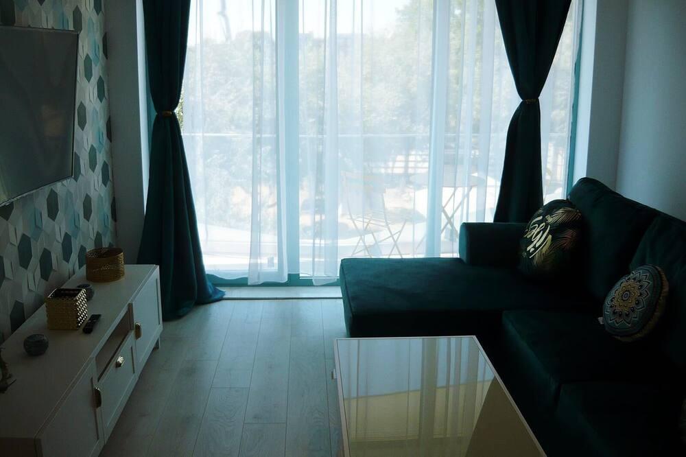 Apartment CNC Zev - Oturma Alanı