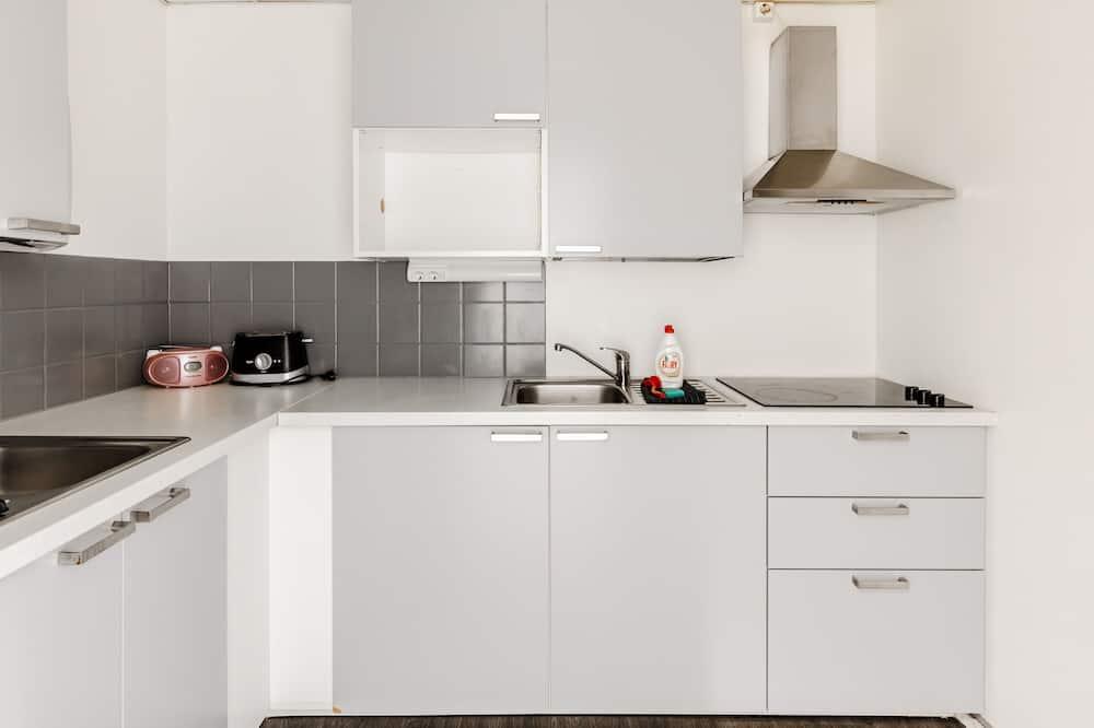 Standard - yhden hengen huone, Jaettu kylpyhuone, Merinäköala - Jaettu keittiö