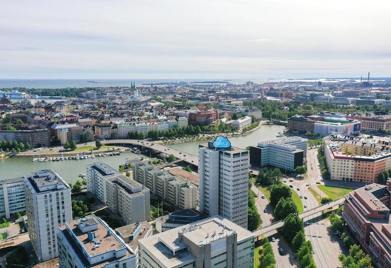 Sky Hostel Helsinki, Helsinki, Z zewnątrz