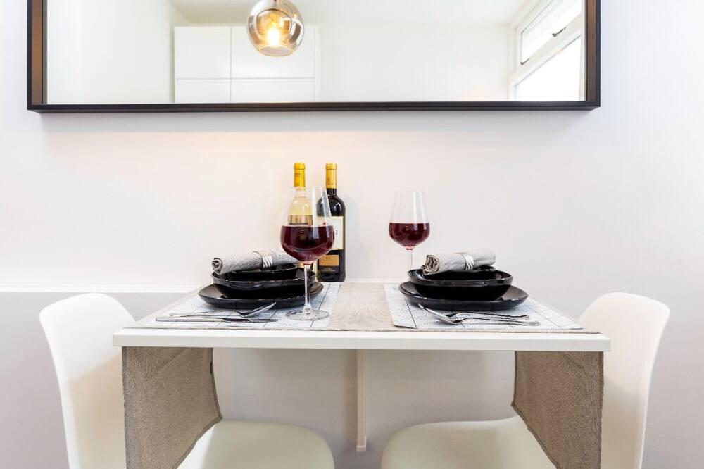 客房內用餐