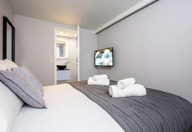 WoW looks even better live apartment, Delfta, Paaugstināta komforta studijas tipa numurs, Numurs