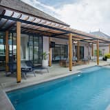 Four Bedrooms Private Pool Villa - נוף מהחדר