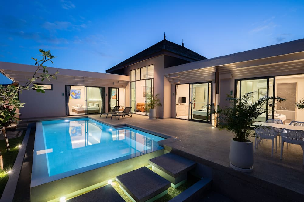 Two Bedrooms Private Pool Villa - 専用プール