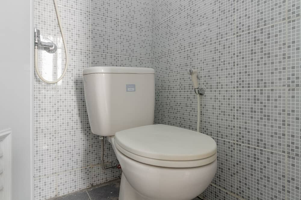 Economy Double Room - Bilik mandi