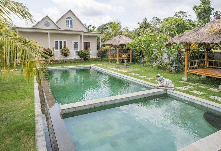 Mimi Manis Bungalow, Ubud, Pool