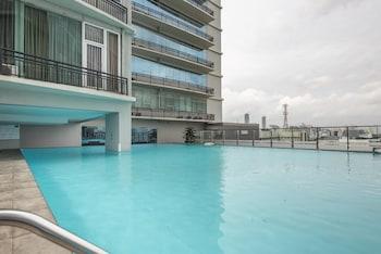 ジャカルタ、RedDoorz Apartment @ Pasar Baru Mansionの写真