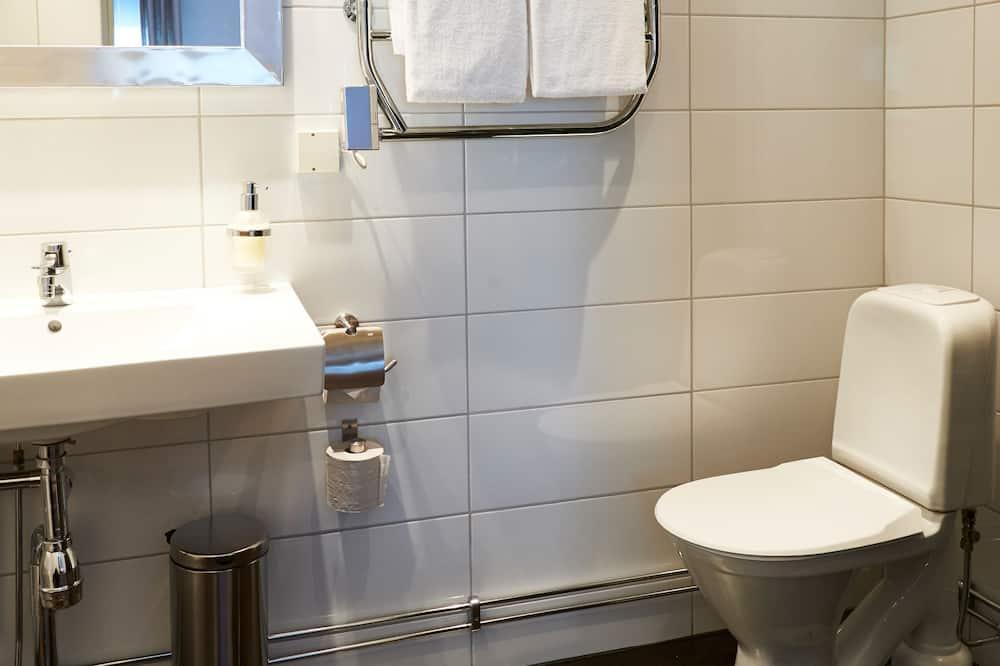 Superior-enkeltværelse - Badeværelse