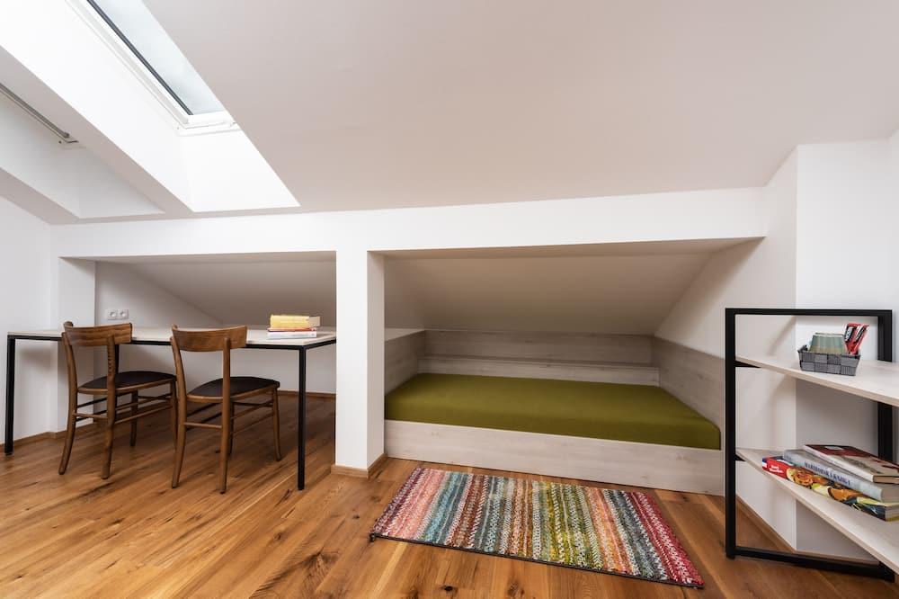 Romantisches Doppelzimmer - Wohnbereich