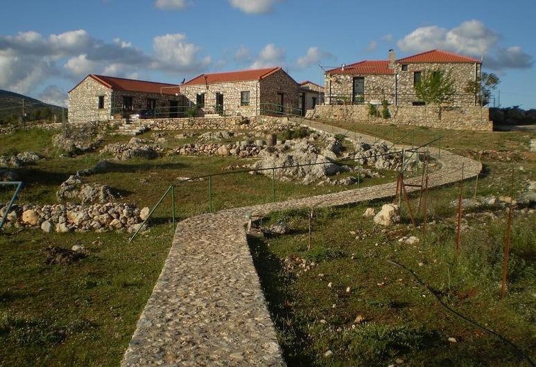 Arachovitika Kalivia, Sparta