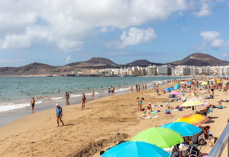 ¡moderno Estudio Junto a la Playa!, Las Palmas de Gran Canaria, Pludmale