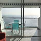 Apartman, 1 spavaća soba, za nepušače - Balkon