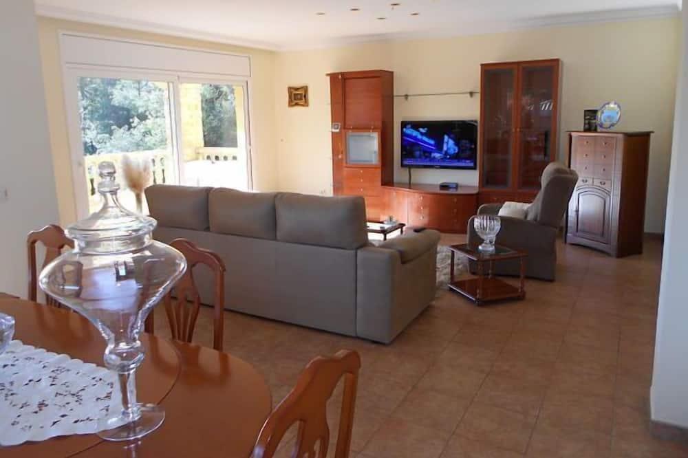 Villa, 4 Bedrooms, Non Smoking - Bilik Rehat