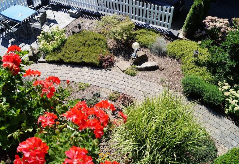Gästehaus Panorama, Μπρούτιγκ-Φάνκελ, Κήπος
