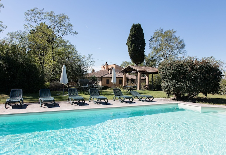 Luxurious Farmhouse in Ghizzano Italy With Swimming Pool, Peccioli, Pool