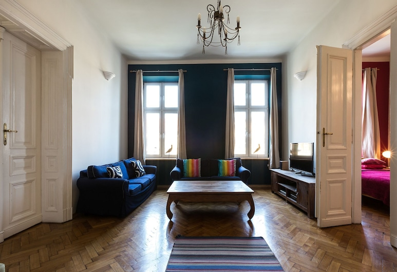 Airy and Sunny Apartment in the Centre of Krakow, Κρακοβία