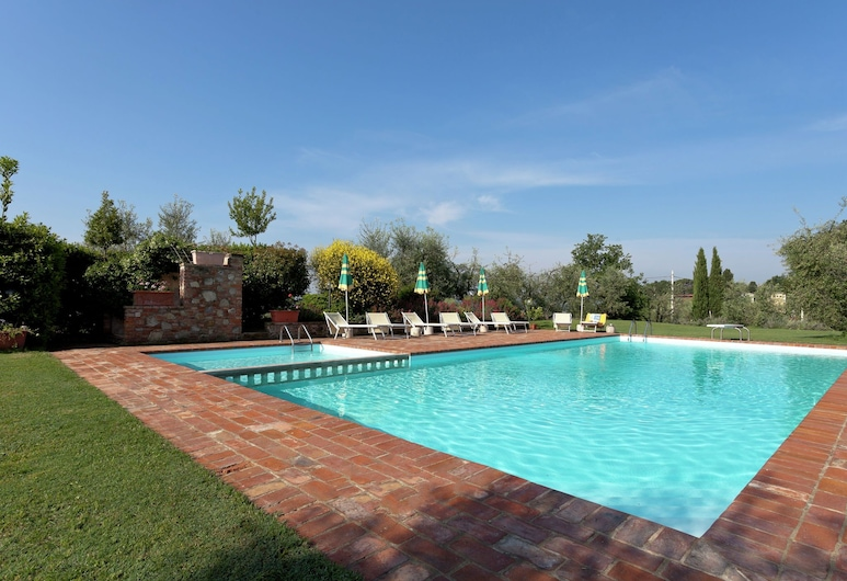 Modern Holiday Home in Foiano Della Chiana With Pool, Фойяно-делла-К'яна, Екстер'єр