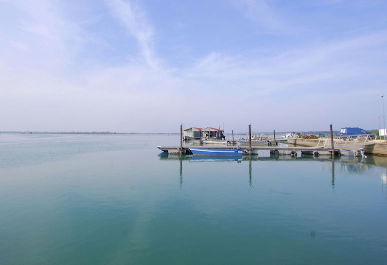 Comfortable Holiday Home Apartment Near Venice With Parking, Rosolina, Udendørsareal
