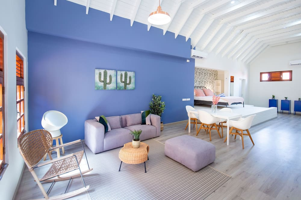 Loft Premium (1 Bedroom) - Zona de estar