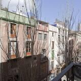 Apartament, 3 sypialnie (BCNGOTIC 33) - Balkon