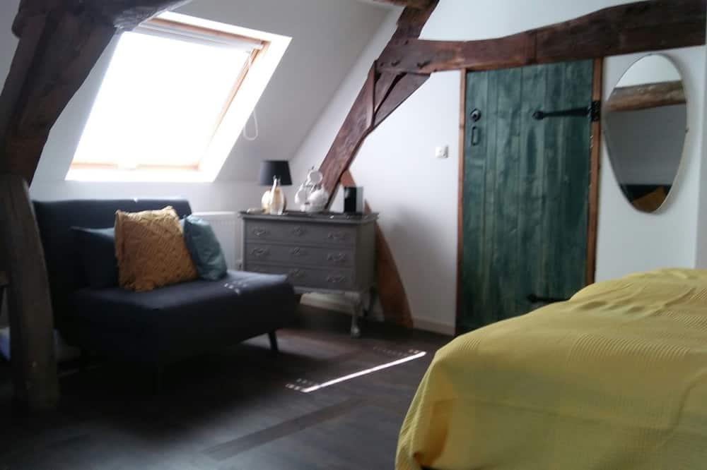 Familiekamer (3.01) - Woonruimte