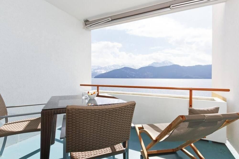 Jednolôžková izba typu Deluxe - Balkón