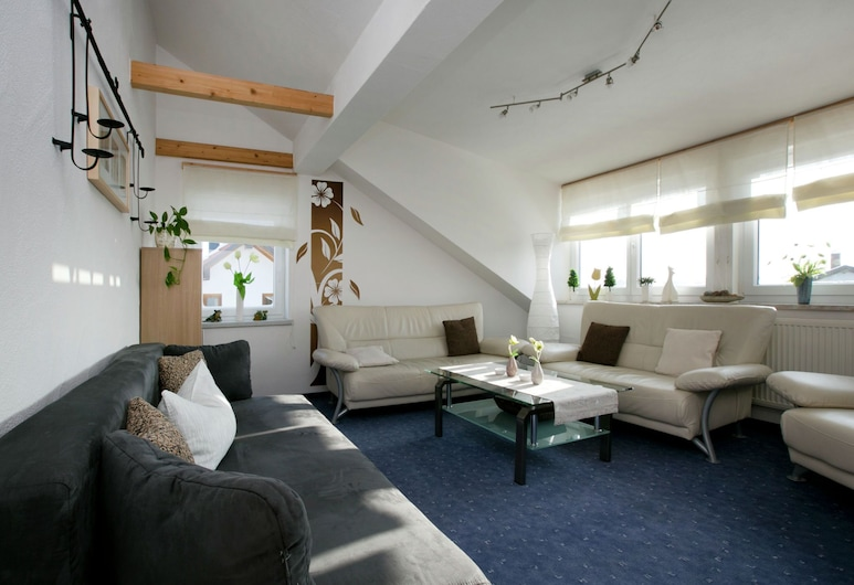 Apartment in Dietmannsried With Roof Terrace, Bbq, Heating, Dietmannsried, Stue