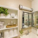 尊榮客房, 2 張標準雙人床 - 浴室