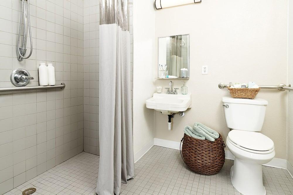 Premium-Zimmer, 1 Doppelbett, barrierefrei - Badezimmer