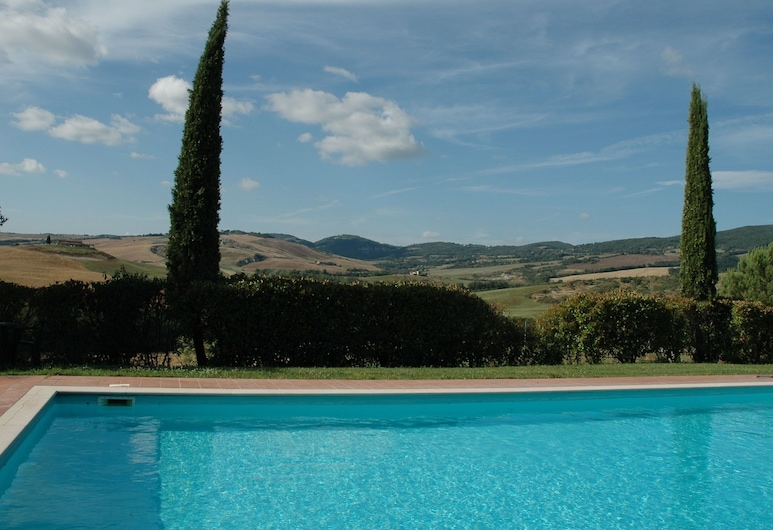 Modern Farmhouse in Pienza With Outdoor Pool, Pienza, Pool