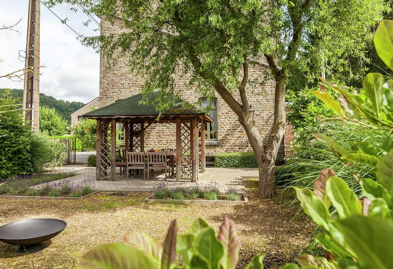 Authentic Village House With Romantic Garden and Wooden Gazebo, Hamoir, Exterior
