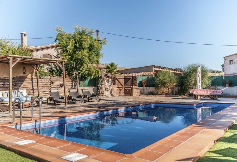 Magnificent Restored Stone House for 10 People With Private Pool in Solsona, Olius