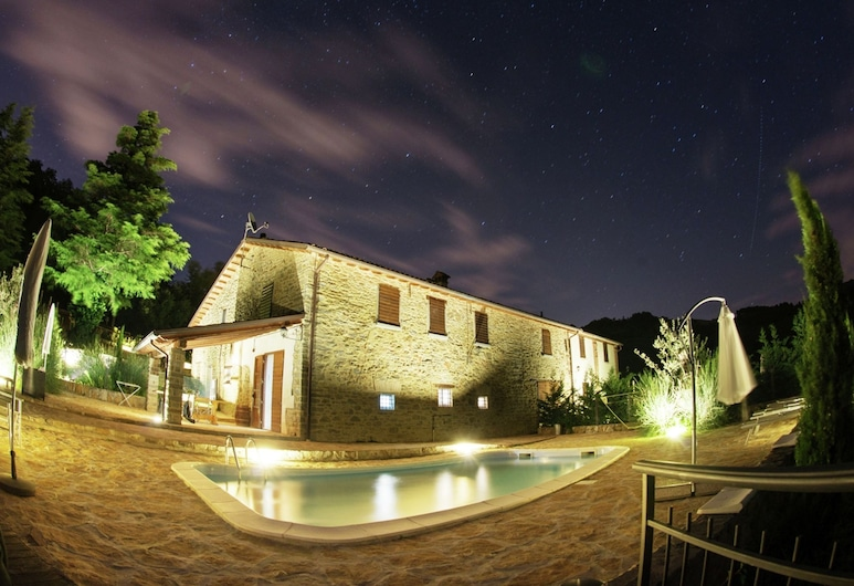Apartment in the Green of the Vineyards With Swimming Pool, Modigliana, Kolam Renang