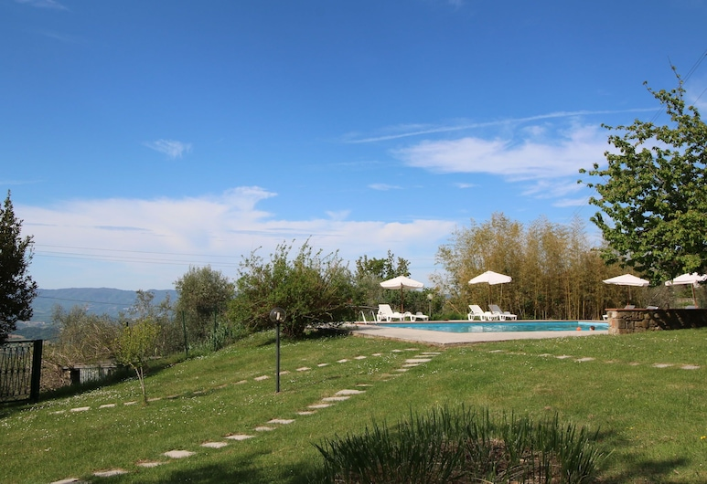 Rural Agritourismo With Panoramic Swimming Pool, Castelfranco Piandisco
