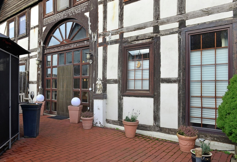 Cozy Apartment in Löwensen Lower Saxony With Private Terrace, Bad Pyrmont