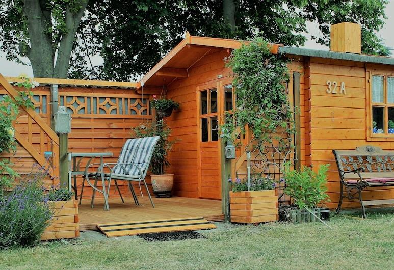 Luxurious Apartment in Kalkhorst With Garden and Barbecue, Kalkhorst, Külaliskorter, Rõdu