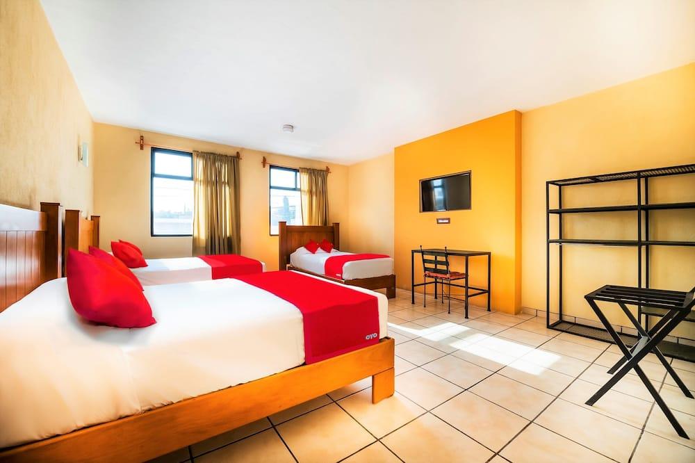Habitación estándar, Varias camas - Habitación