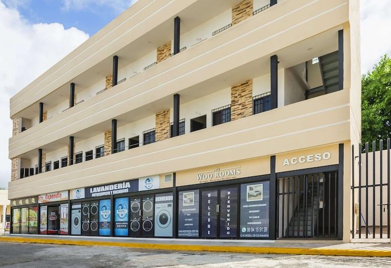 Hotel Woo, Mérida, Ytra byrði