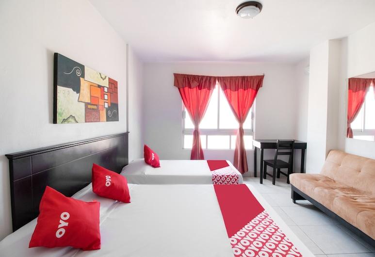 Hotel Independencia Inn, Coatzacoalcos, Standard Triple Room, Guest Room