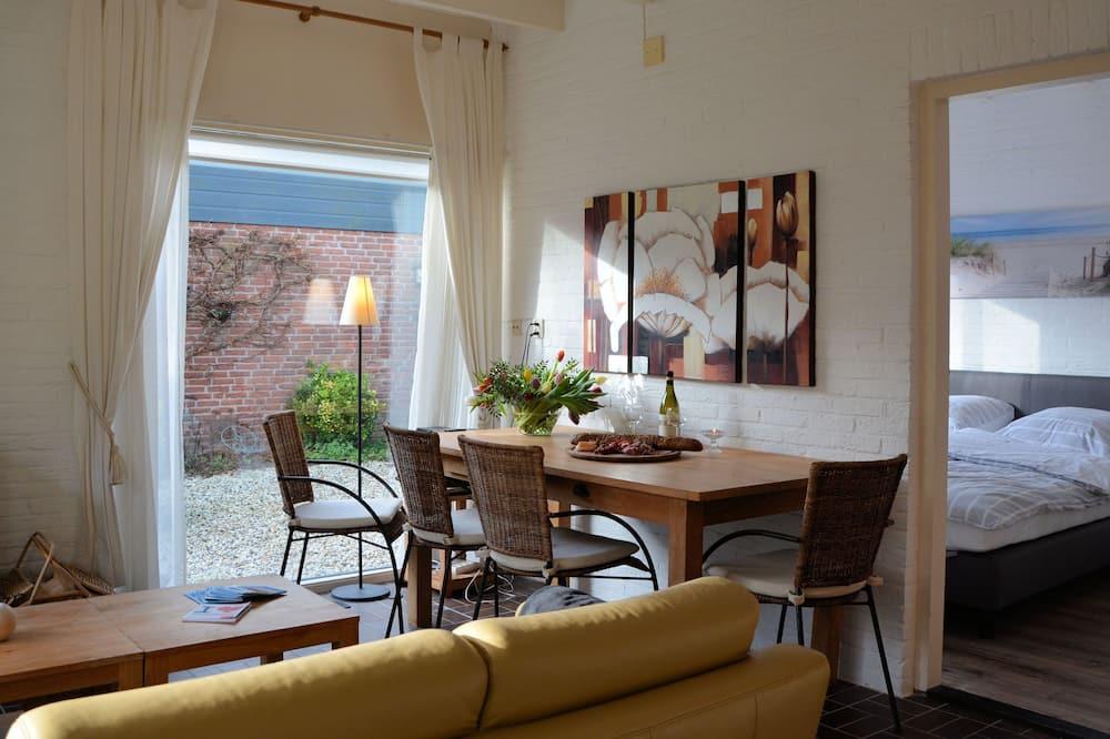 Bungalow - Wohnzimmer