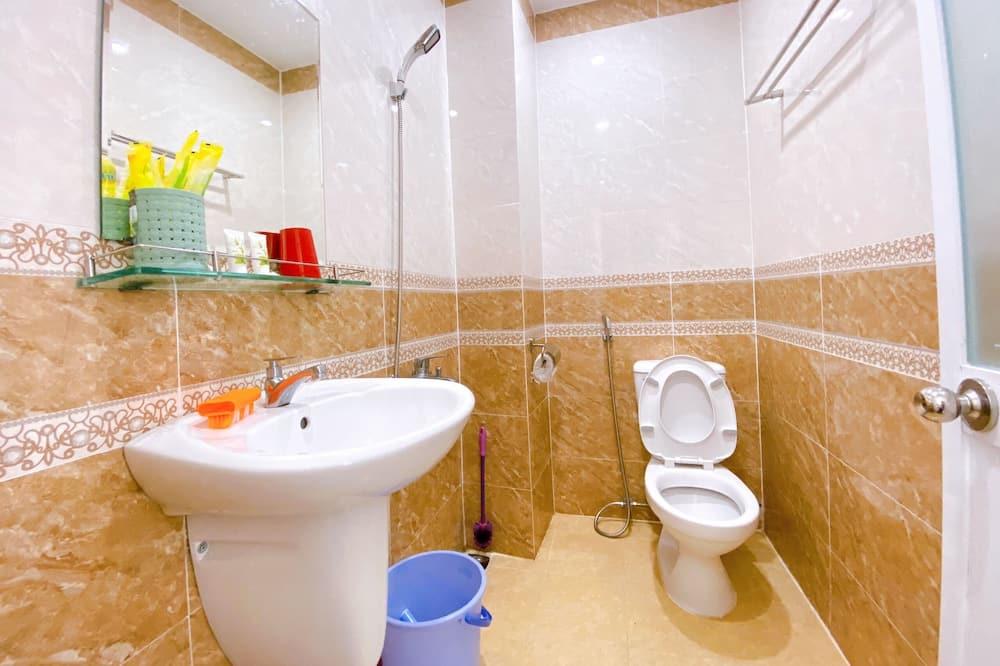 ห้องดับเบิล, ห้องครัวขนาดเล็ก - ห้องน้ำ
