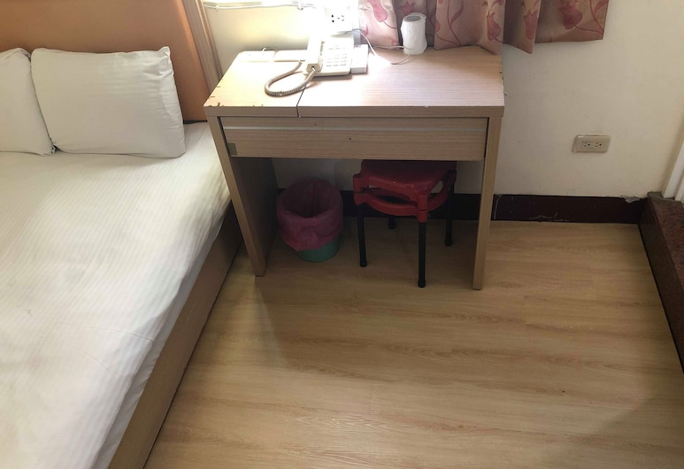 Huasin Hotel, Jincheng, Standard Double Room, Guest Room