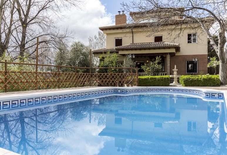Casa Rosa Del Romeral, Niguelas