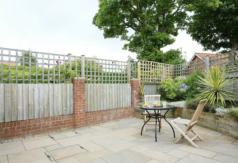 Luxurious Holiday Home in Snaoewith Fenced Garden, Saxmundham, Balkon